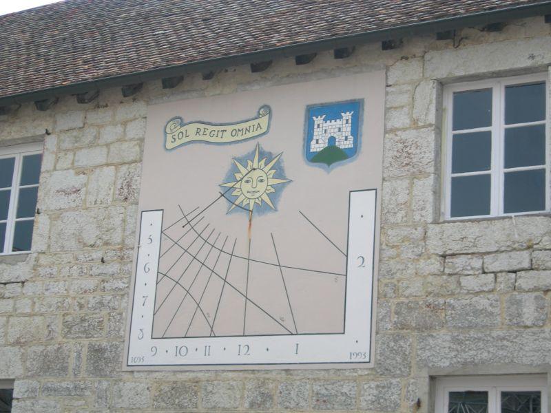 Cadrans solaires originaux original sundial - Office de tourisme tarnos ...